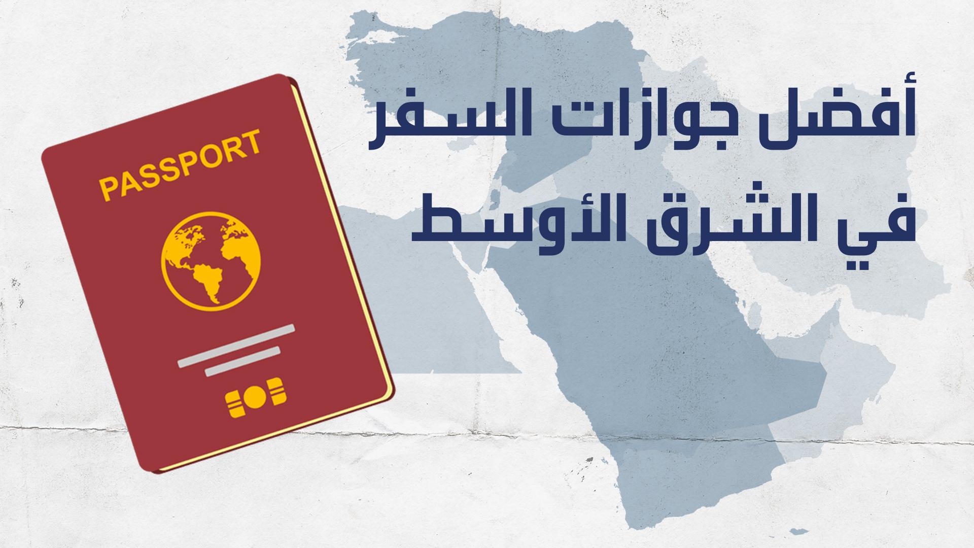 أفضل جوازات السفر في الشرق الأوسط