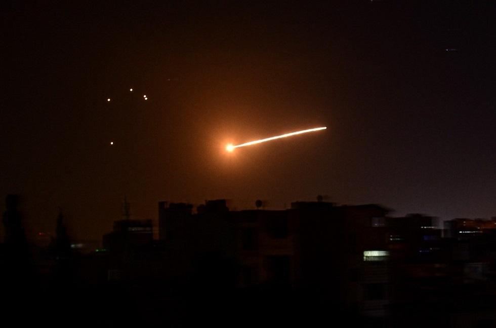 منظومات الدفاع الجوي السورية