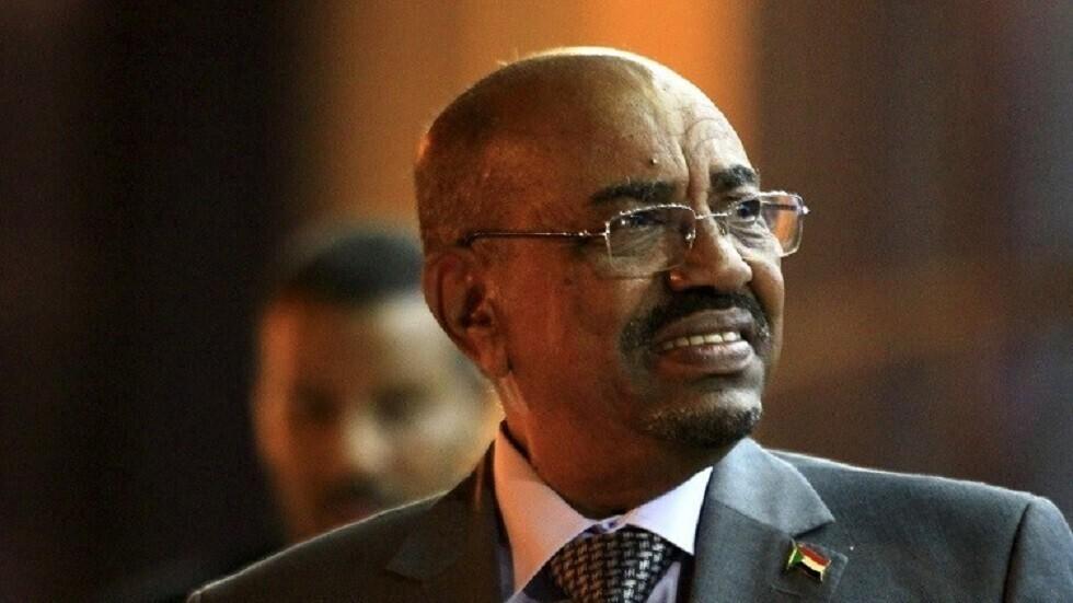 رئيس السودان السابق عمر البشير