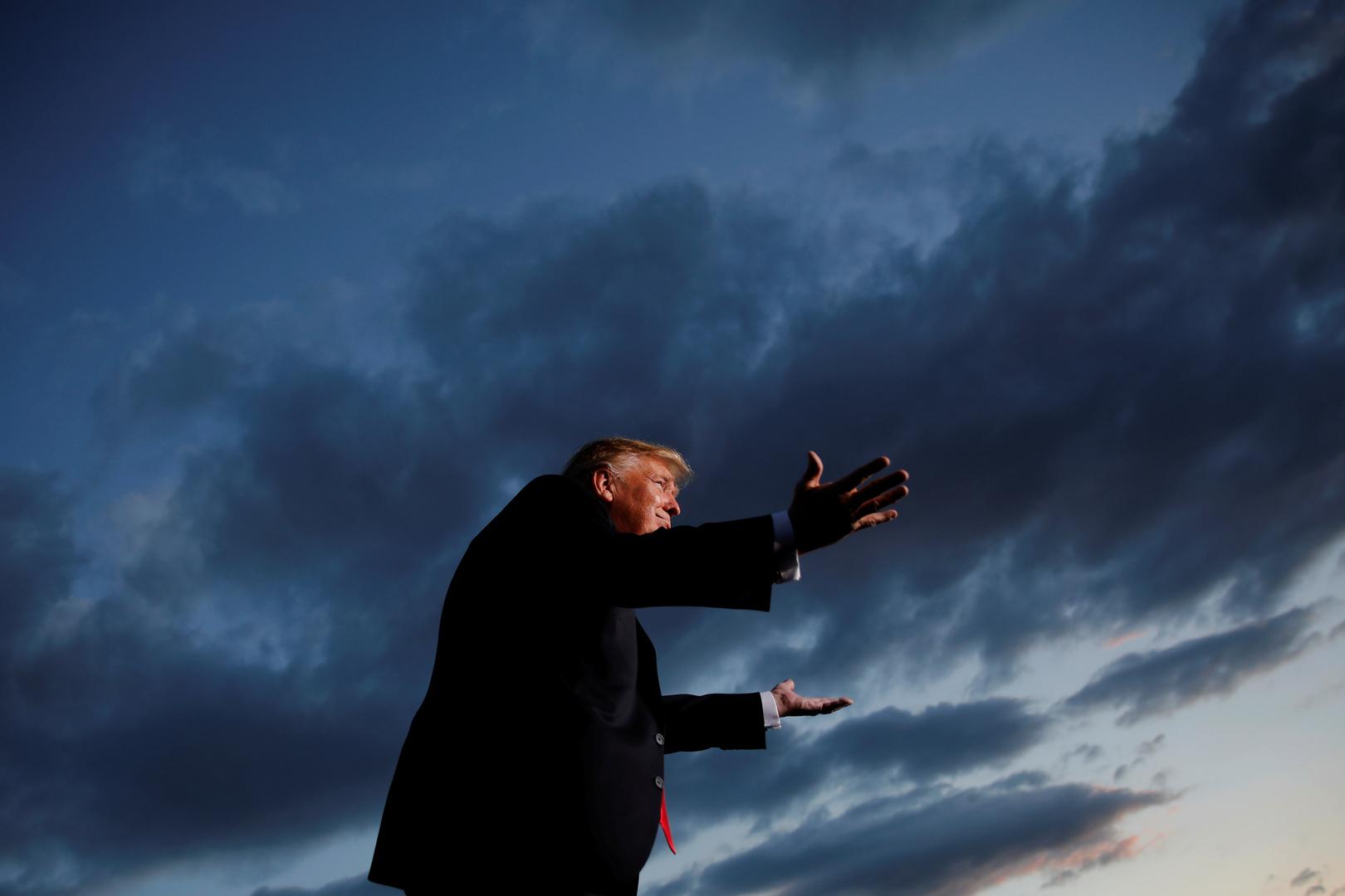 ترامب: شكرا لإيران ودعونا نبرم صفقة كبرى قبل الانتخابات!