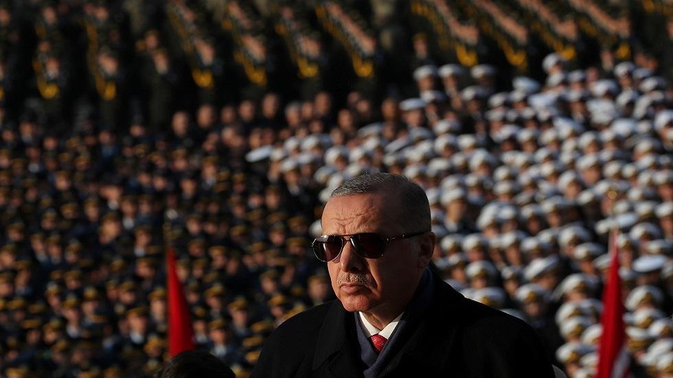 أردوغان مخاطبا جنوده: التطورات في سوريا والعراق وليبيا أظهرت قوة أدائنا
