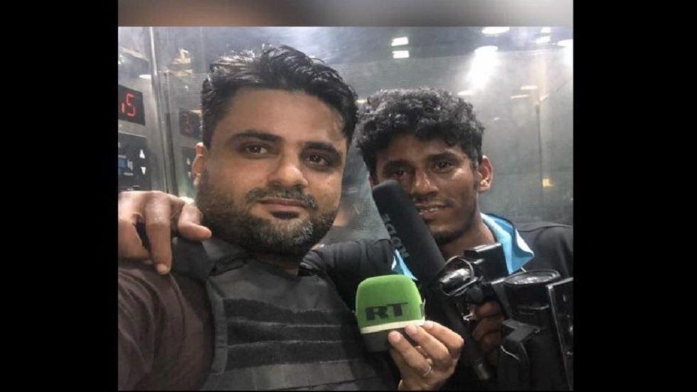 تهديدات بالقتل لمراسل RT في اليمن!