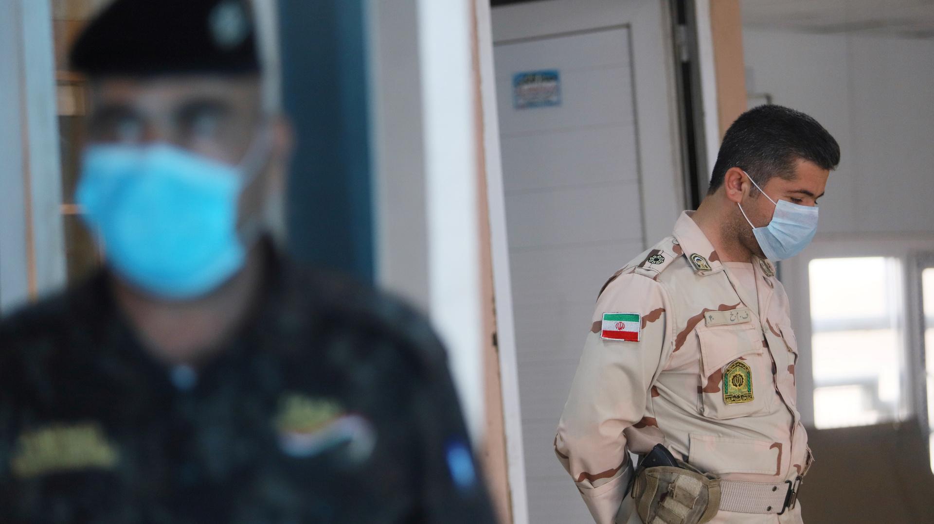 إيران: ارتفاع معدل الإصابة بكورونا 12% خلال الـ24 ساعة الماضية