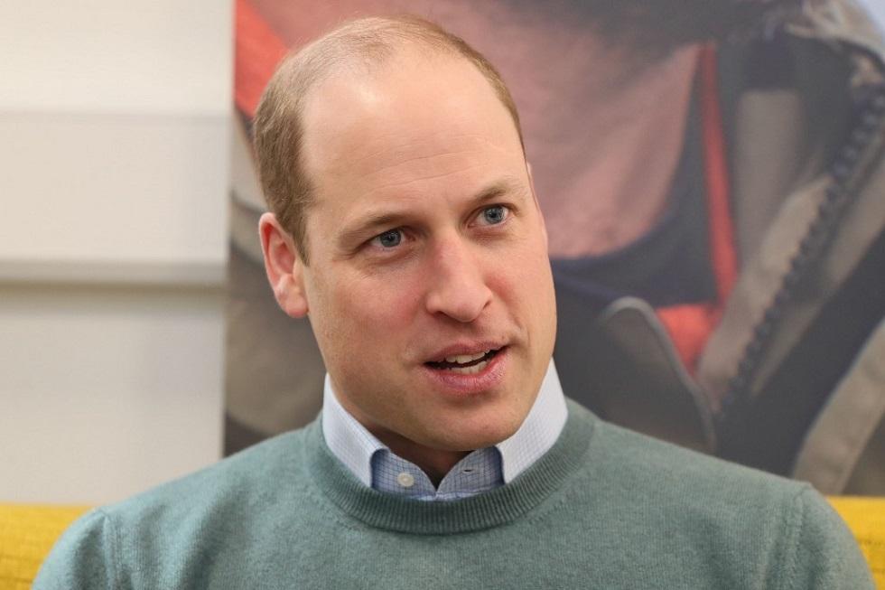 الأمير البريطاني وليام