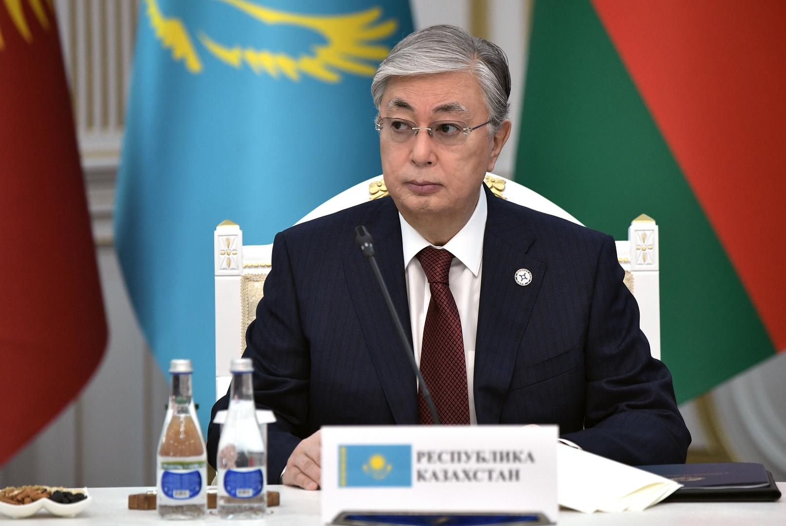 رئيس جمهورية كازاخستان، قاسم جومارت توكاييف