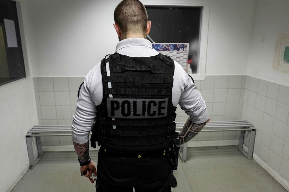 رجل شرطة فرنسي (صورة تعبيرية)