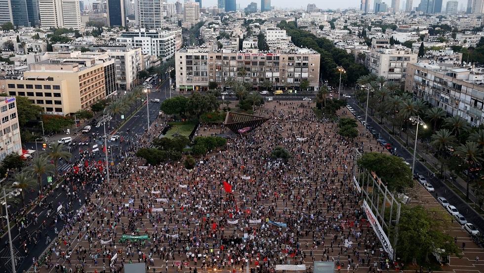 ساندرز يعلن رفضه خطة نتنياهو لضم أراض فلسطينية