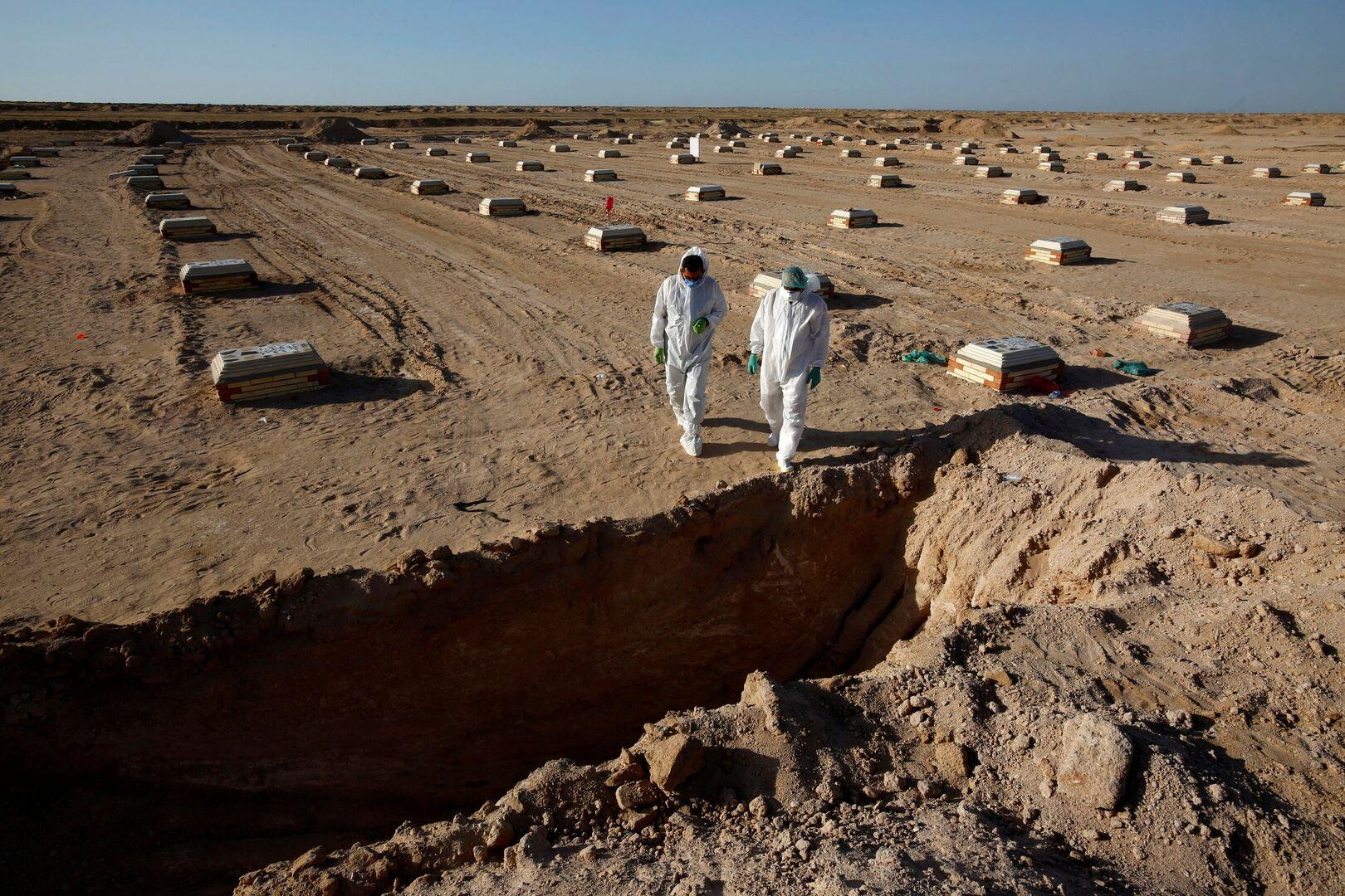 الصحة العالمية لـRT: بعض العراقيين مازالوا ينكرون وجود فيروس كورونا