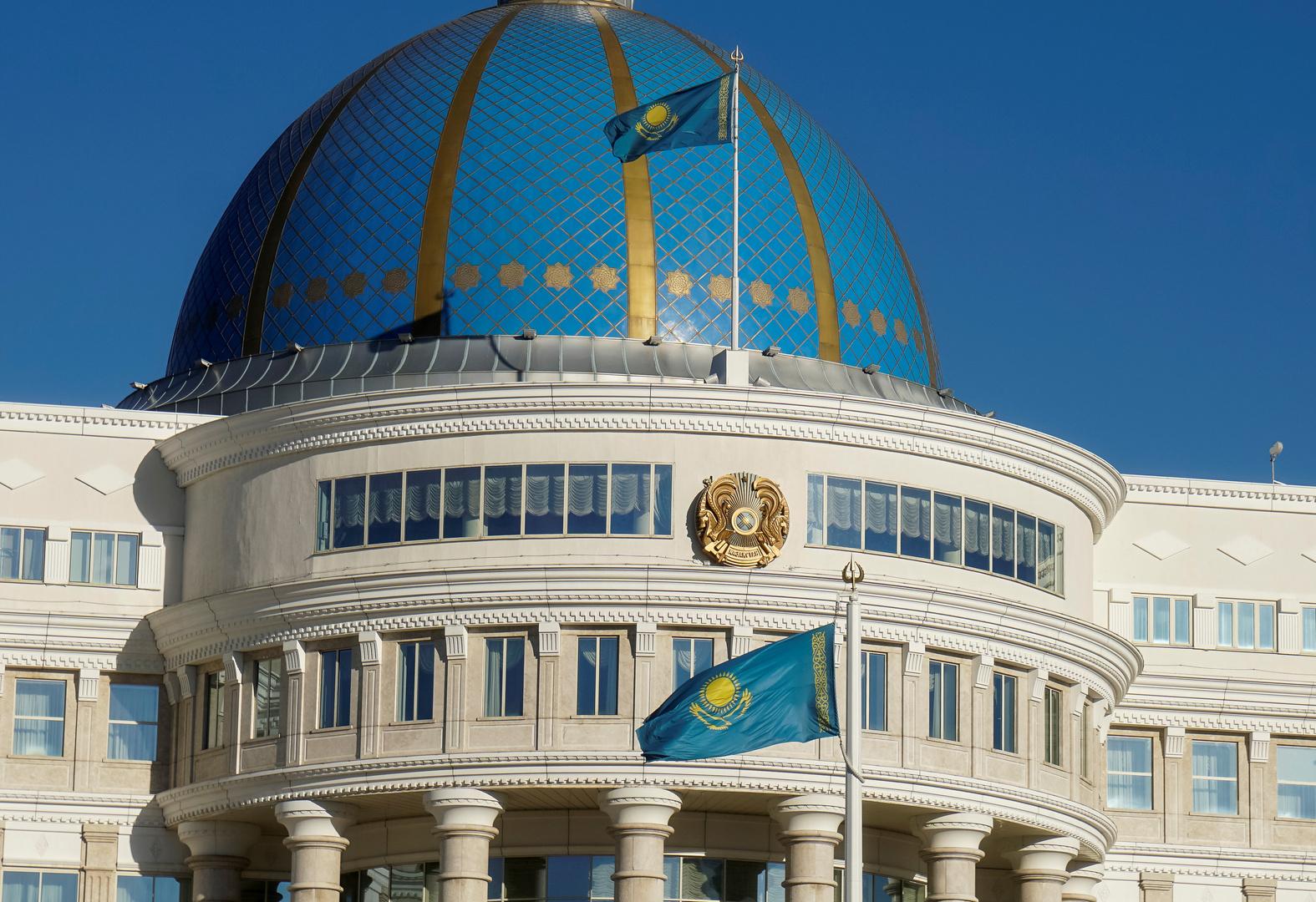 (تصحيح) الإعلان عن إصابة المتحدث باسم رئيس كازاخستان بكورونا