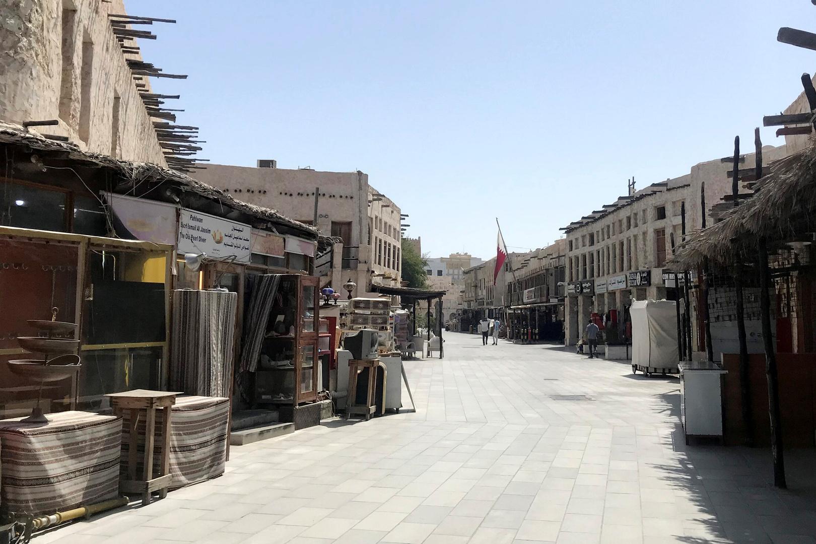 قطر تسجل تراجعا في الإصابات اليومية بكورونا