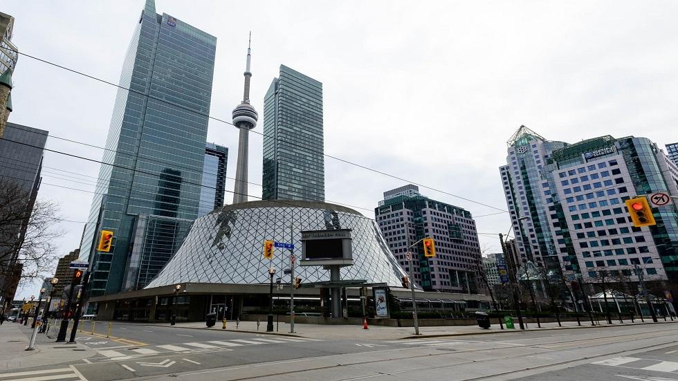 مدينة تورنتو الكندية - أرشيف