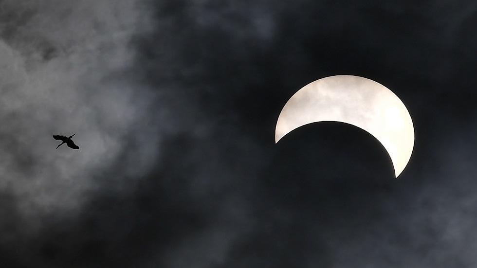 المنطقة العربية ستشهد كسوفا جزئيا للشمس في 21 يونيو