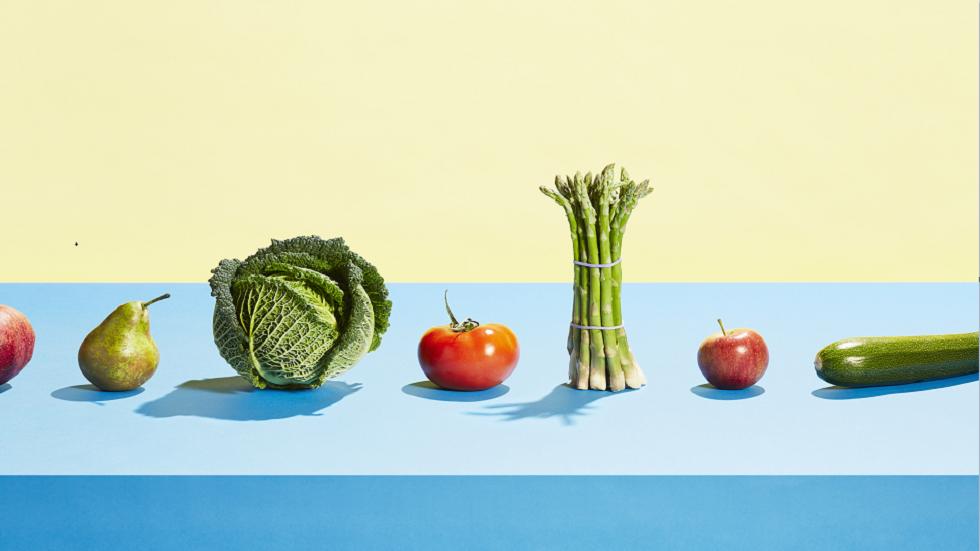 خطة حمية غذائية سهلة