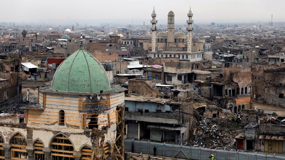 مدينة الموصل في محافظة نينوى شمالي العراق - أرشيف