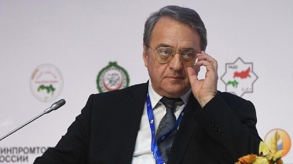 بوغدانوف يدحض الأنباء عن تواجد عناصر