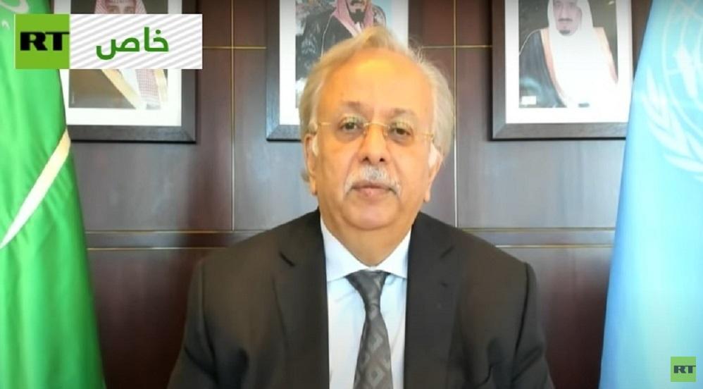 مندوب السعودية لدى الأمم المتحدة: يمكن إضافة شروط جديدة على قطر