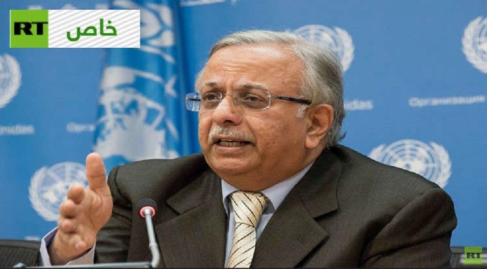 مندوب السعودية لدى الأمم المتحدة: لا بد أن تعود سوريا يوما ما إلى جامعة الدول العربية