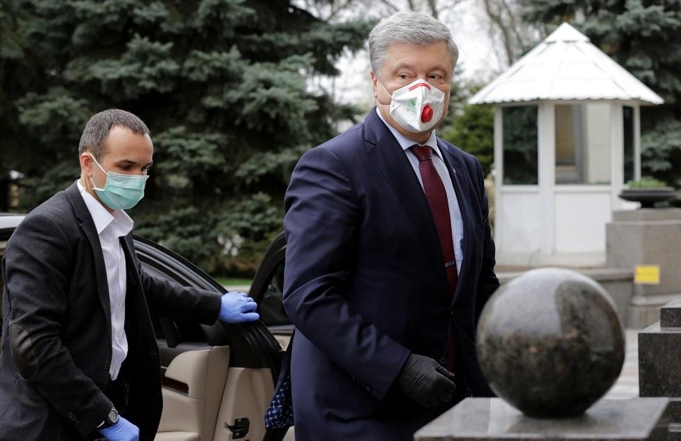 فتح قضية جنائية ضد بوروشينكو في أوكرانيا