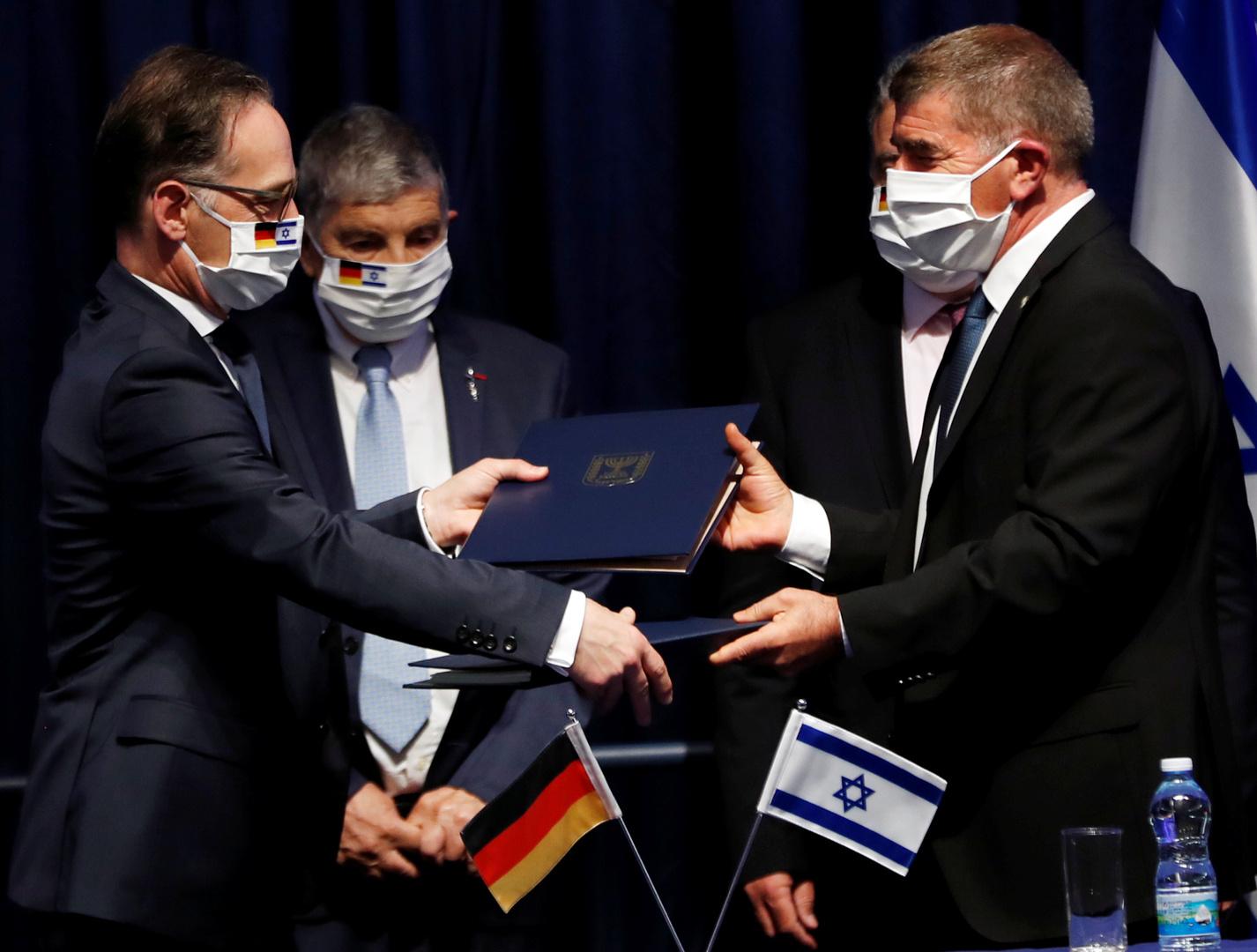 إسرائيل تطمئن ألمانيا: سنطبق خطة ترامب بمسؤولية وبالحوار مع جيراننا