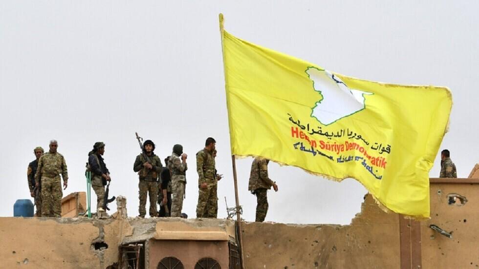 قسد  تعلن تطهير 150 قرية سورية على حدود العراق من  داعش  -