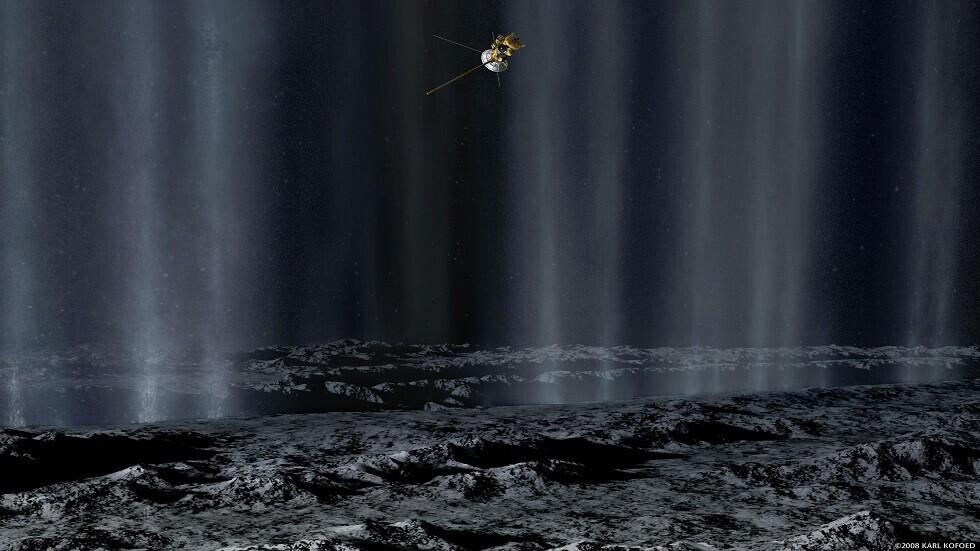 تيتان يبتعد عن زحل أسرع 100 مرة مما كنا نعتقد
