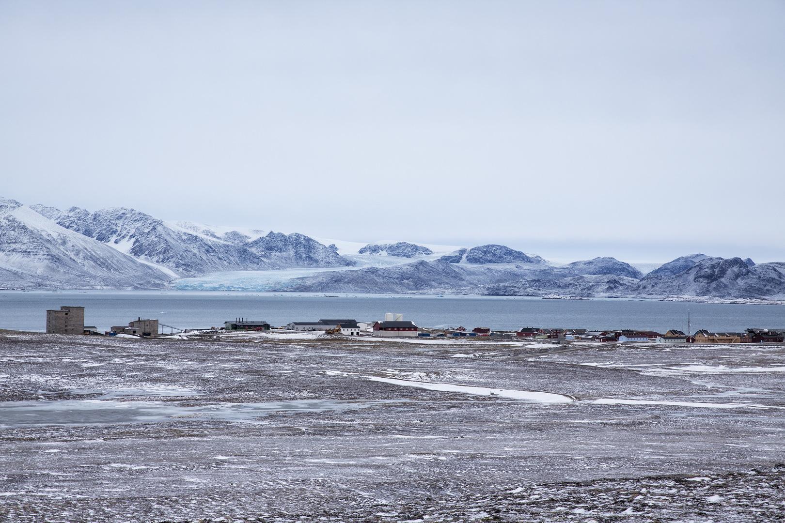الولايات المتحدة تنتقل إلى الهجوم في المعركة على المنطقة القطبية