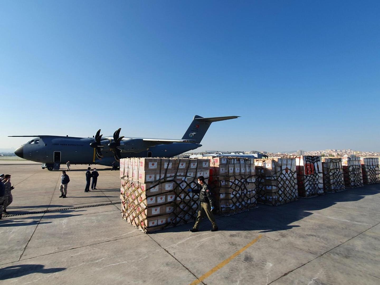 مصدر عسكري في الجيش الليبي لـRT: تم التصدي لطائرة شحن تركية فوق سواحل مصراتة وإجبارها على العودة
