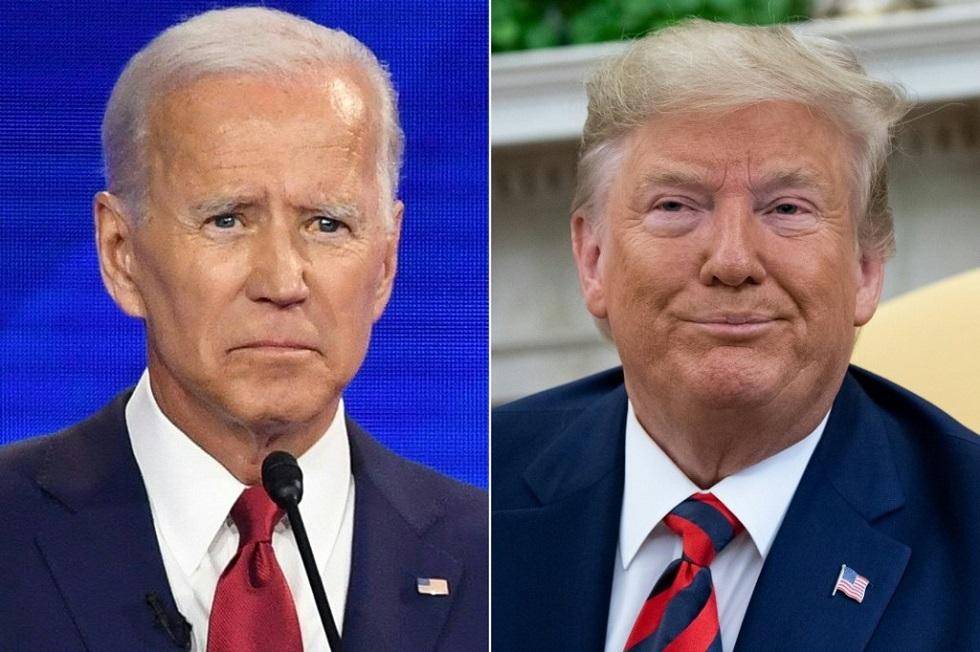 بايدن: الجيش سيخرج ترامب من البيت الأبيض إذا خسر الانتخابات ورفض المغادرة
