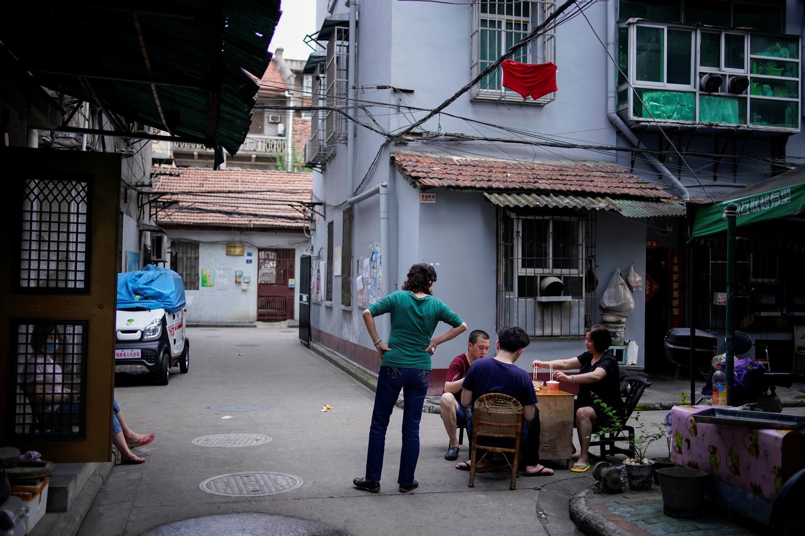 مدينة ووهان في مقاطعة هوبي الصينية