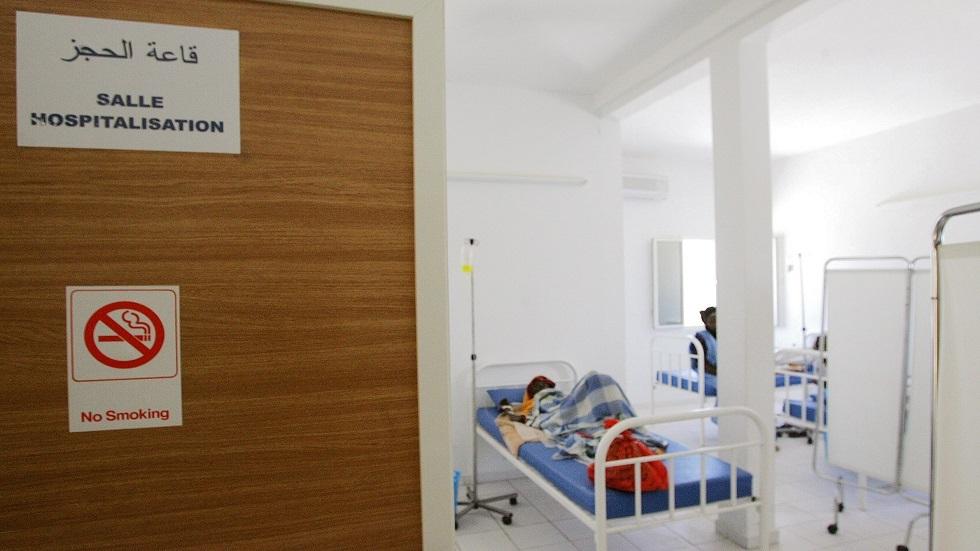 المركز العلاجي في نواكشوط بموريتانيا - أرشيف