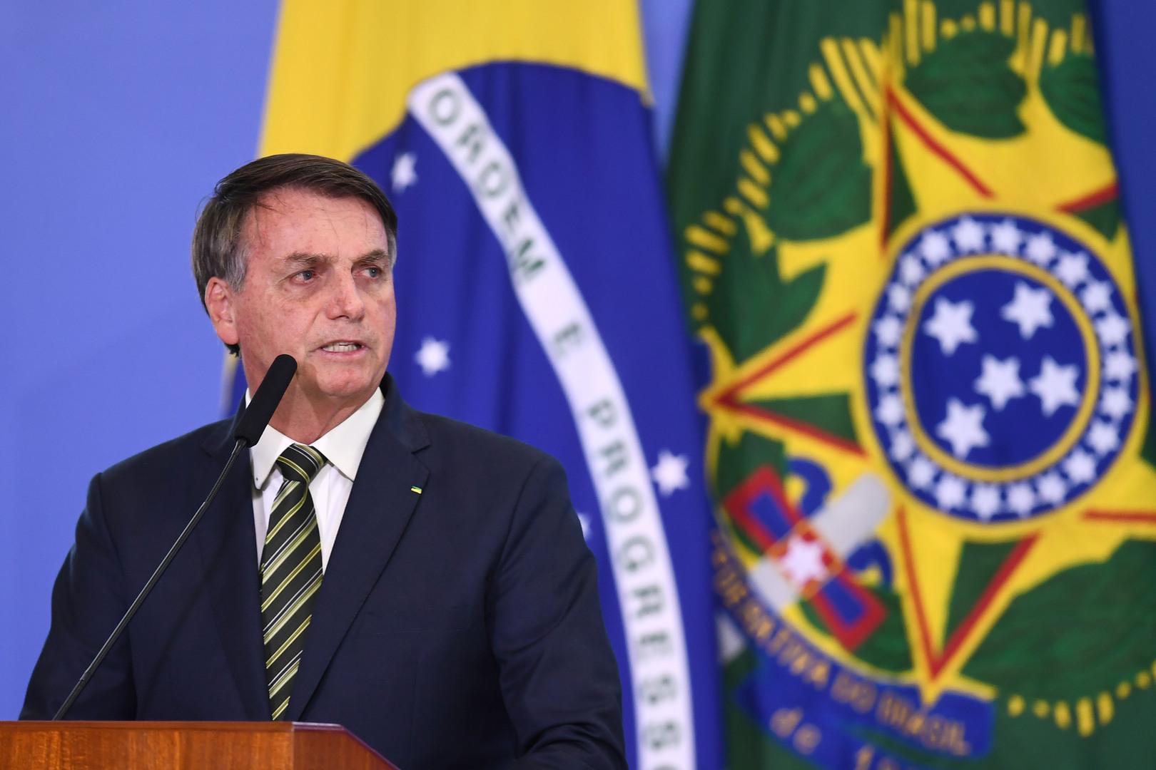 الرئيس البرازيلي: الجيش لن يطيح برئيس منتخب