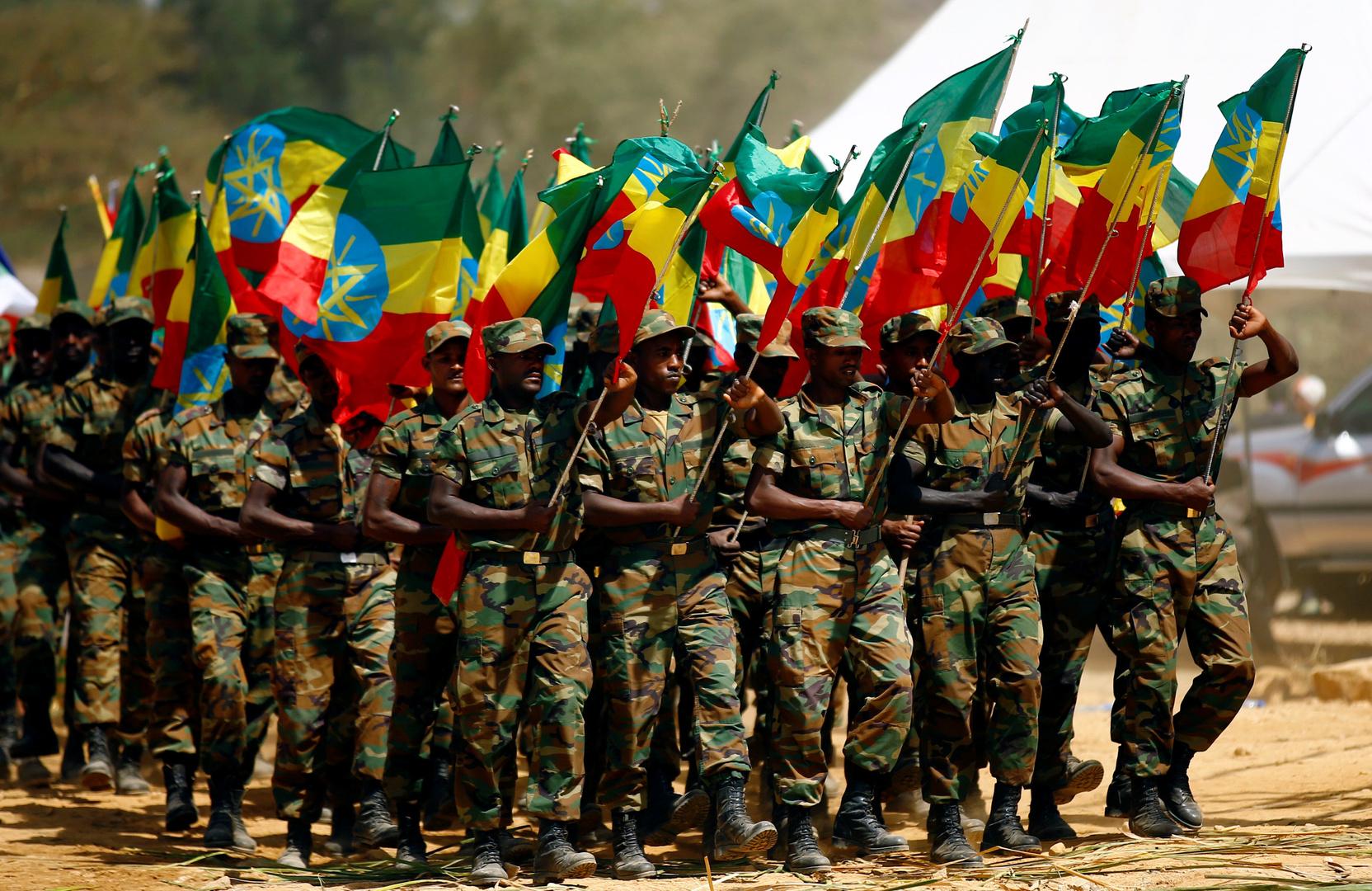 الإثيوبيون يشيدون موقعا يمكن أن يقضي على مصر