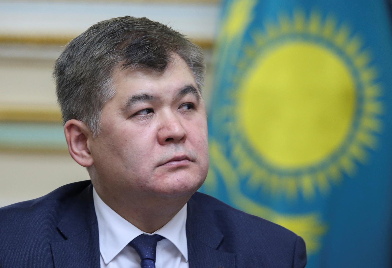 ارتفاع عدد الوزراء في كازاخستان الموجودين في الحجر الصحي بسبب كورونا