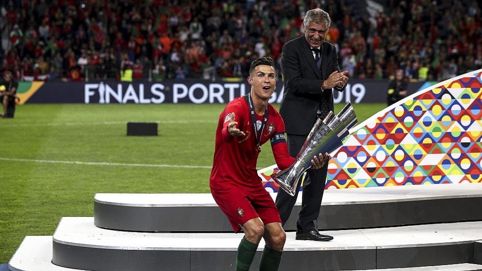 تمديد عقد صانع أمجاد المنتخب البرتغالي لغاية 2024