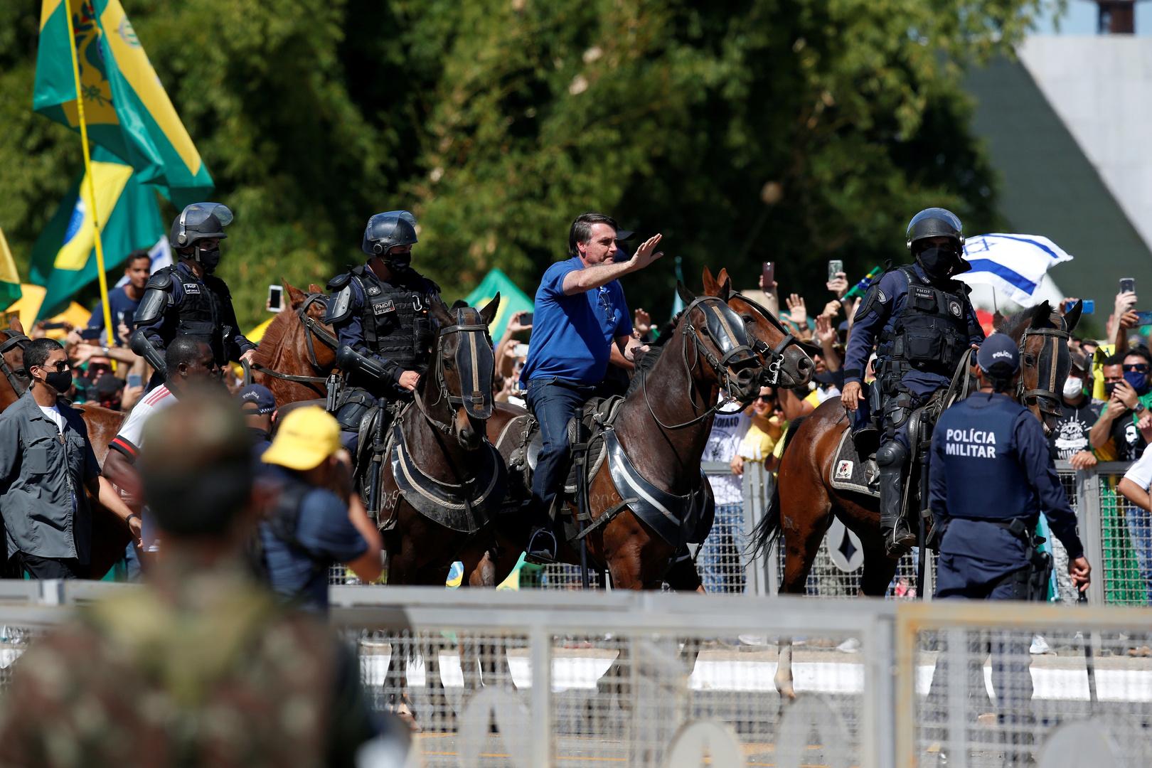 البرازيل.. حلفاء الرئيس في مرمى تحقيقات الشرطة