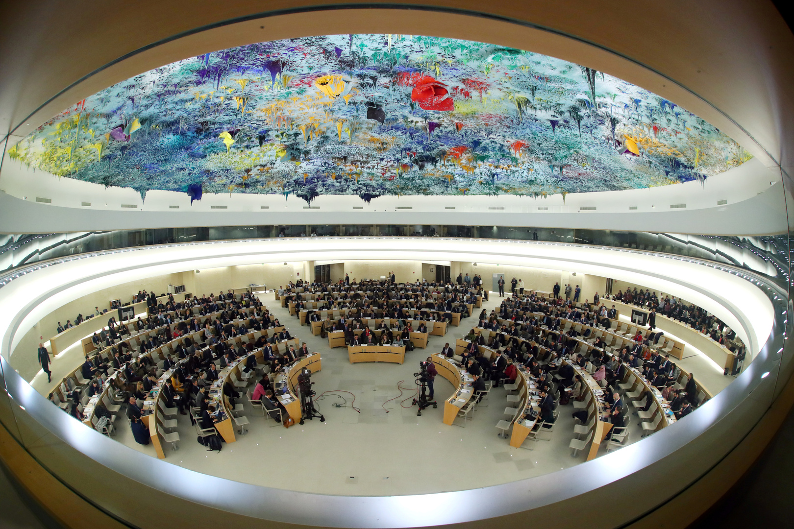 مجلس حقوق الإنسان في جنيف - أرشيف