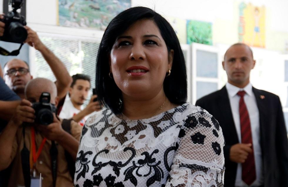 رئيسة كتلة الحزب الدستوري الحر عبير موسي