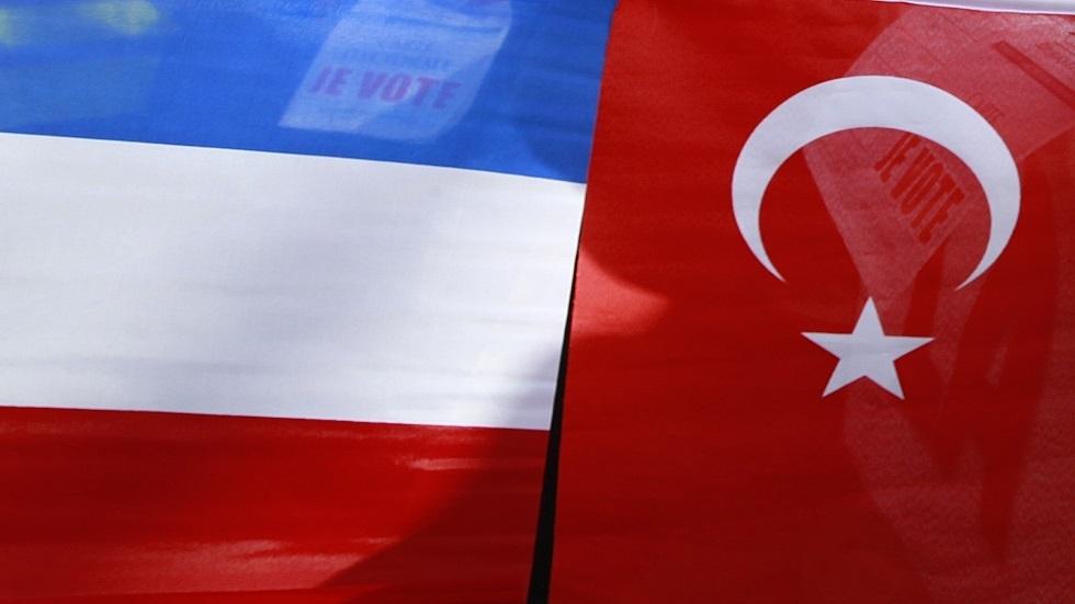 فرقاطات تركية تعترض سفينة فرنسية تشارك في مهمة لحلف الناتو في المتوسط