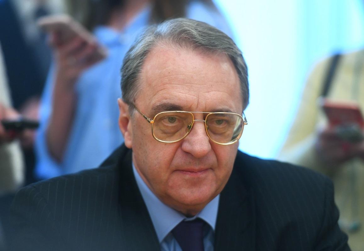 ميخائيل بوغدانوف، المبعوث الخاص للرئيس الروسي إلى الشرق الأوسط وشمال إفريقيا