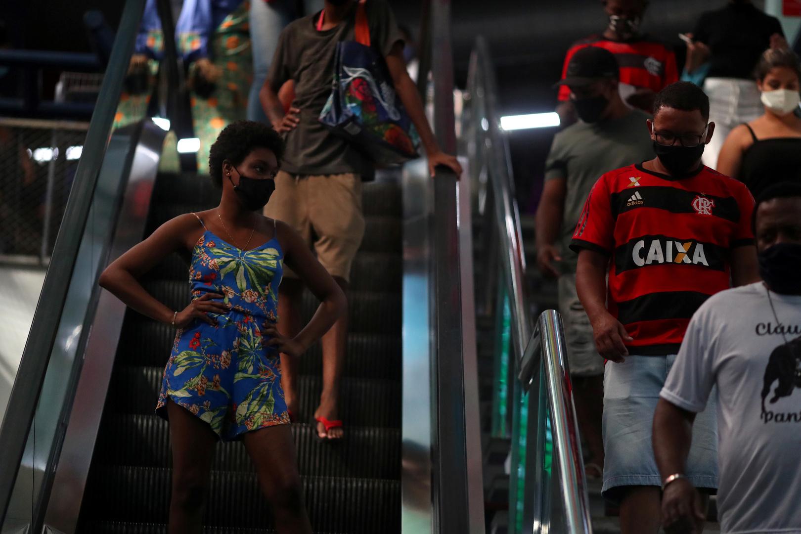 سوق في مدينة ريو دي جانيرو
