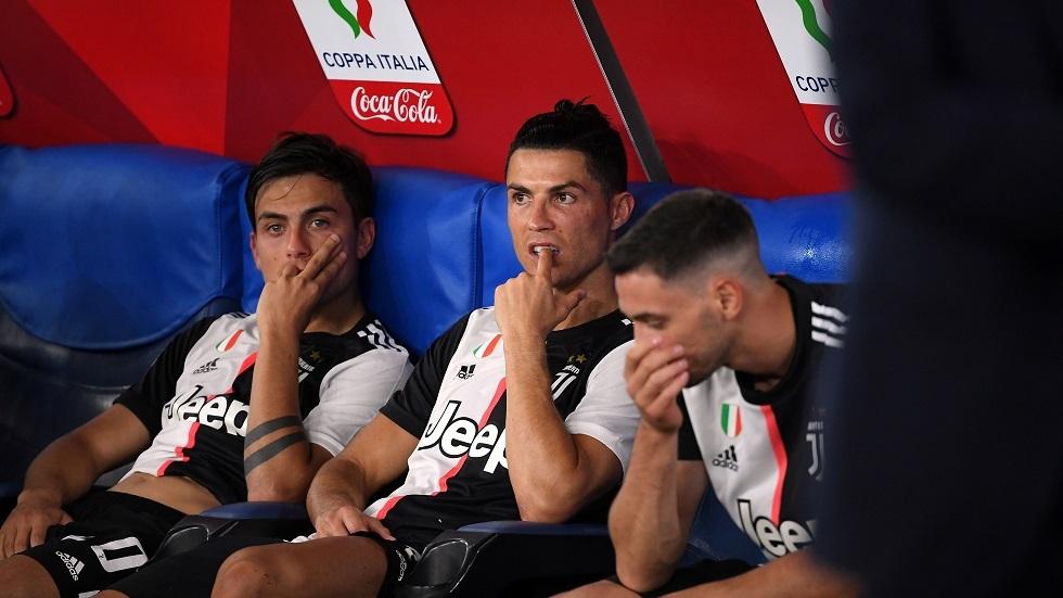 رونالدو يحقق رقما سلبيا غير مسبوق بعد خسارة كأس إيطاليا