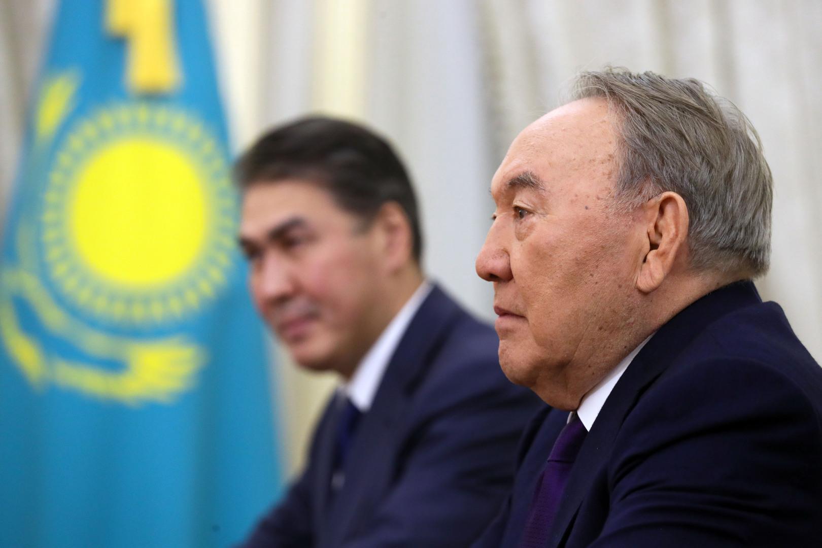 إصابة رئيس كازاخستان السابق نور سلطان نزارباييف بالفيروس التاجي