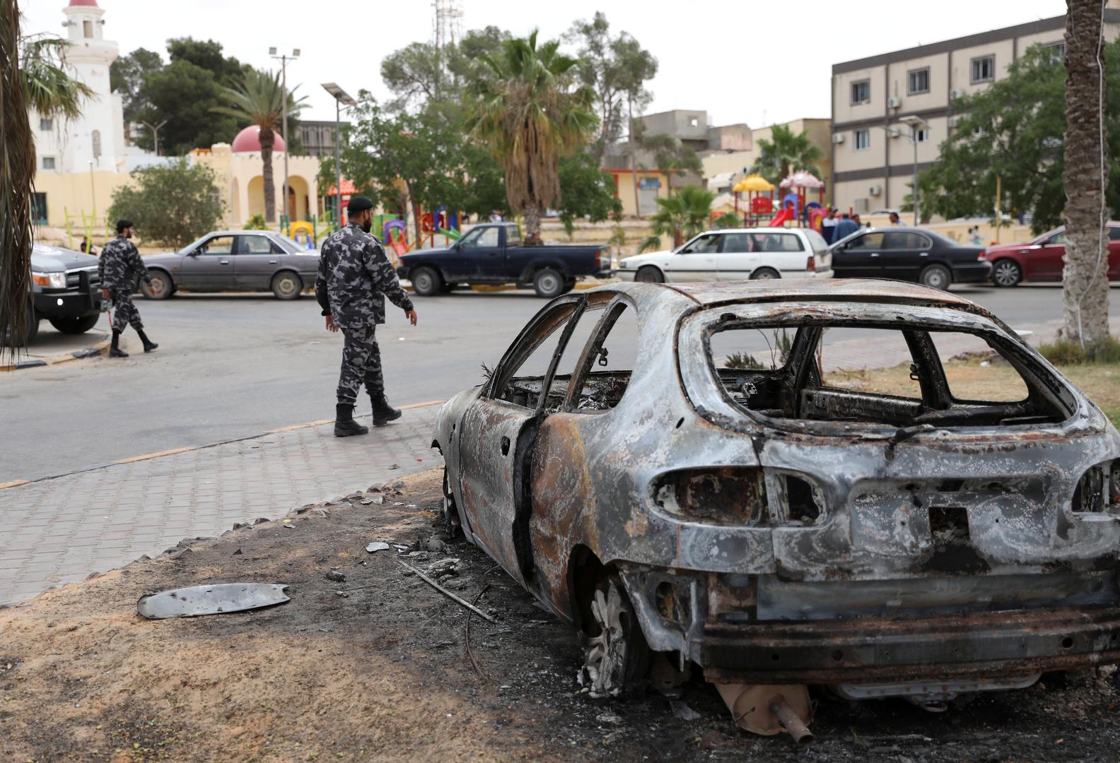 الحرب في ليبيا: زمن روسيا يقترب -