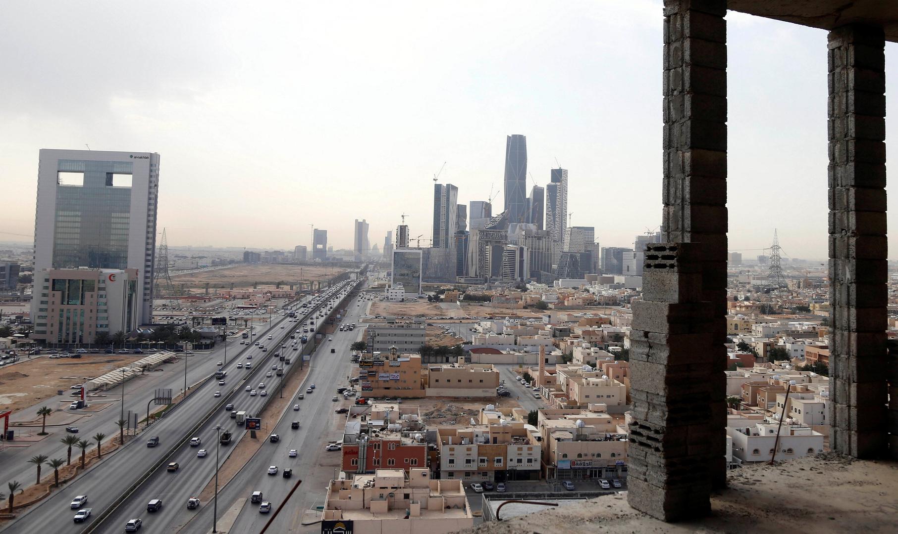مشهد الرياض - صورة أرشيفية
