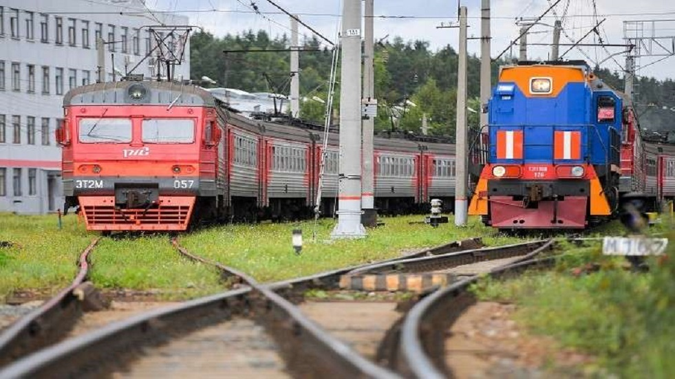 ممثلة روسية تلقى حتفها على سكة قطار