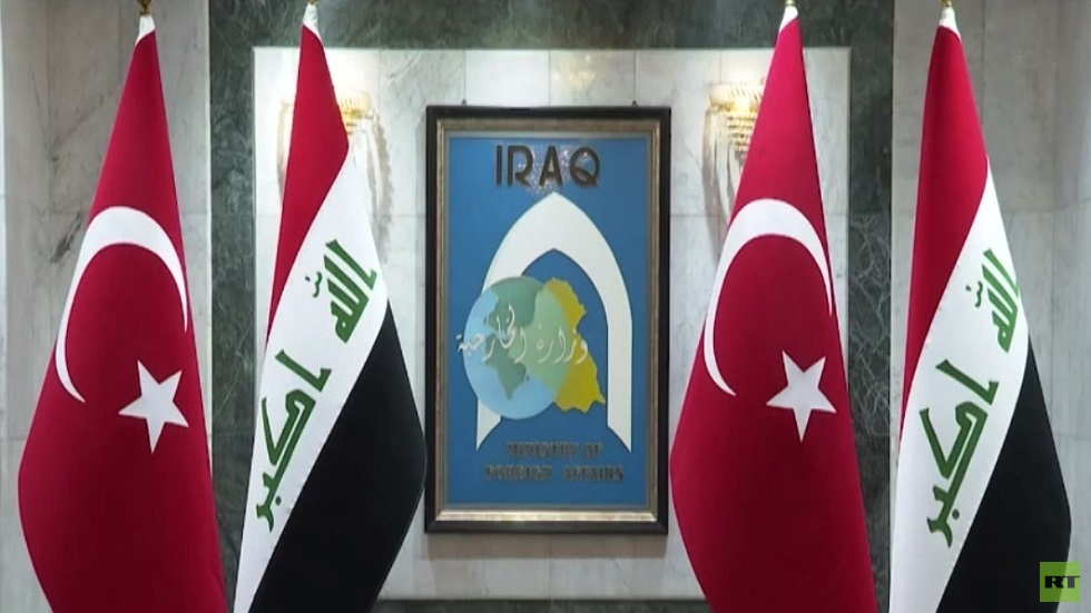 بغداد تبلغ طهران وأنقرة رفضها خرق حدودها