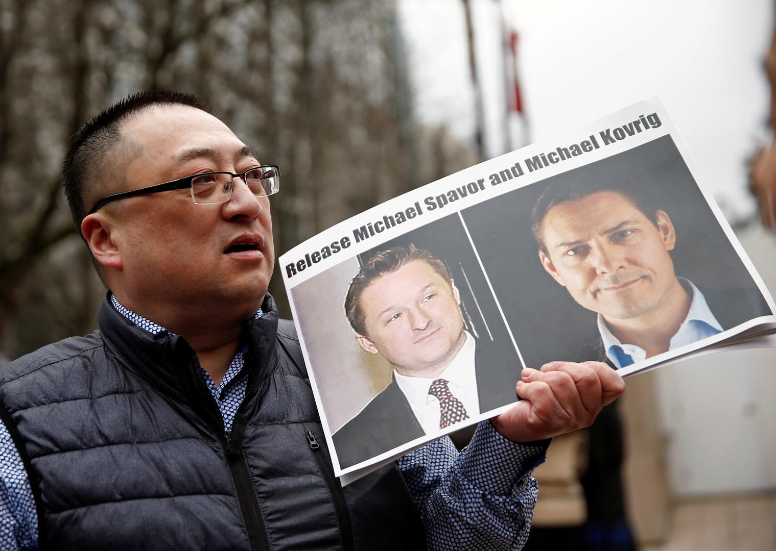 القضاء الصيني يوجه تهمة التجسس لمواطنين كنديين
