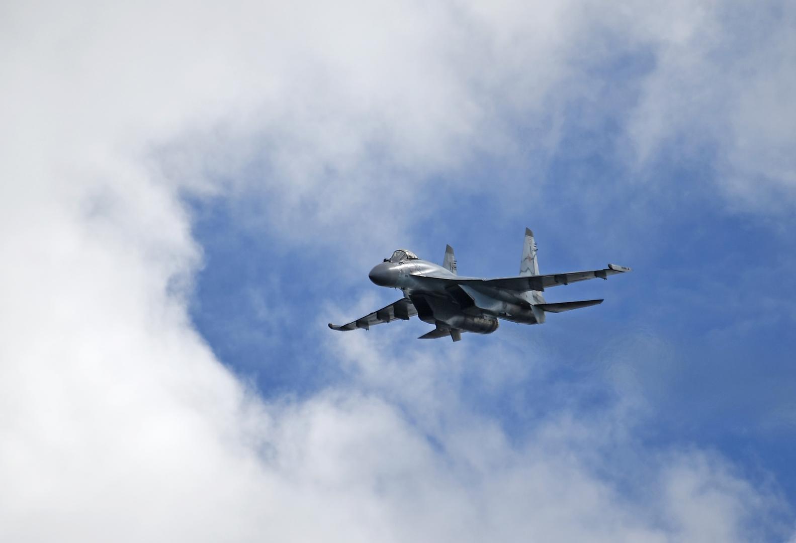 مقاتلات روسية تعترض قاذفات أمريكية في منطقة القطب الشمالي