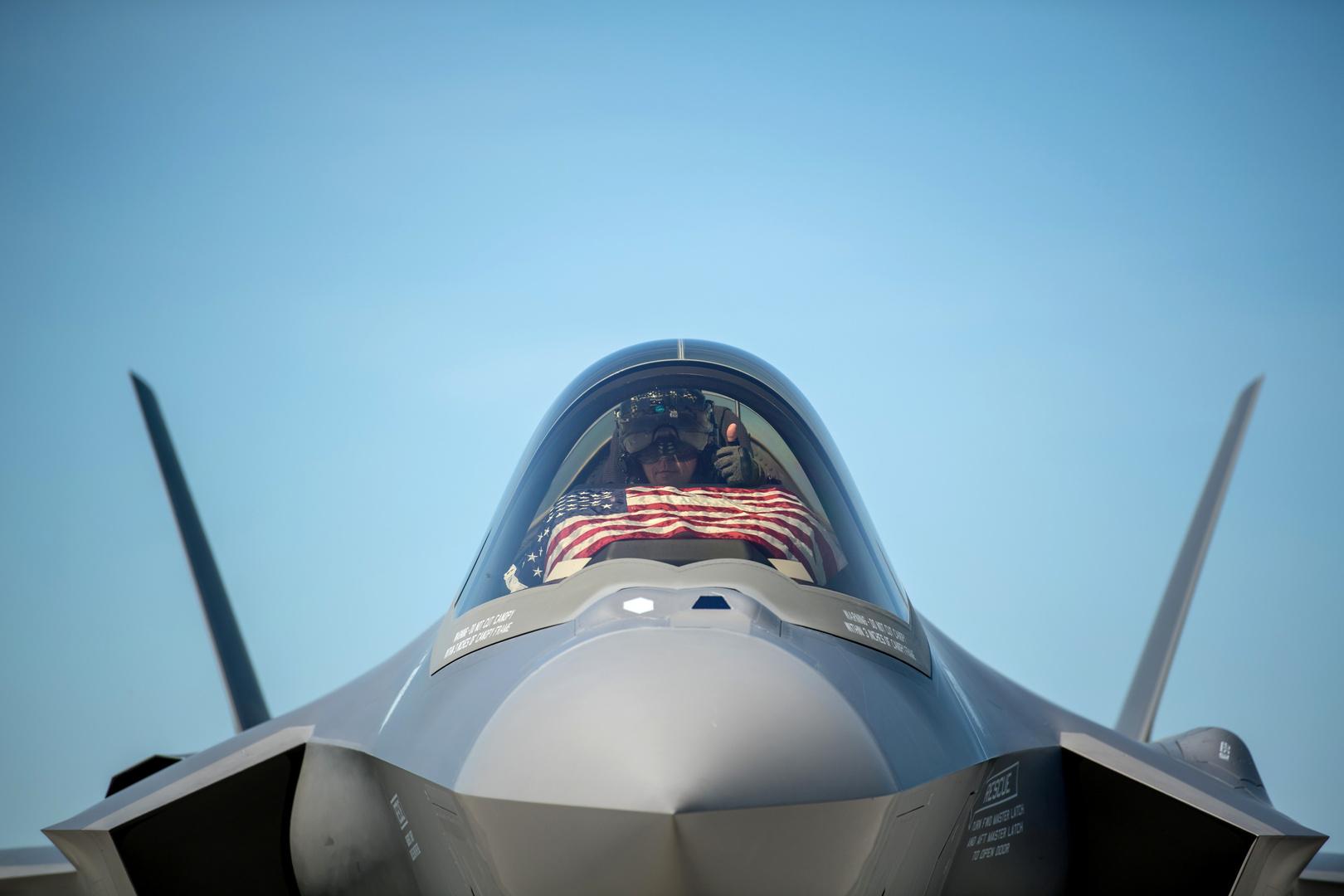 الأمريكيون واثقون من أن إف-35 قادرة على تدمير إس-400 في سوريا