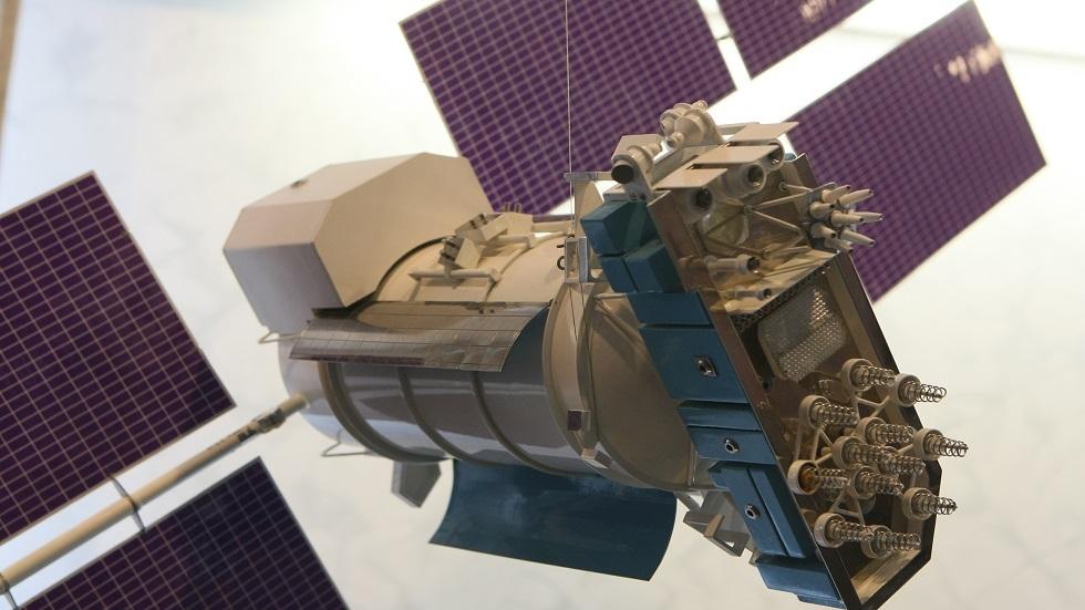 قمر صناعي روسي من نوع Glonass-M